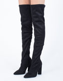 Lexie Thigh High Boots - 2020AVE