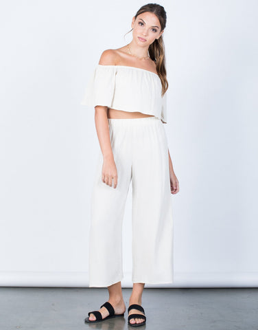 Light and Easy Pants - 2020AVE