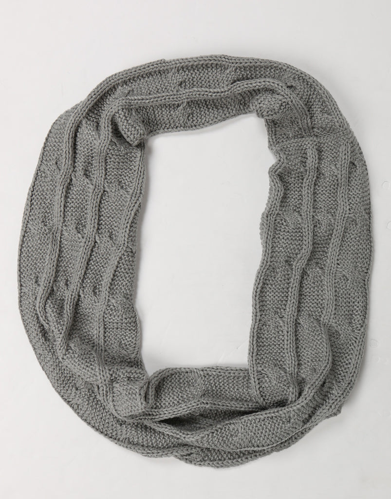 Lightweight Infinity Knit Scarf - 2020AVE