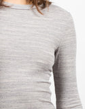 Detail of Lightweight Long Sleeve Dress