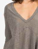 Detail of Lightweight Sweater Top