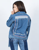 Limitless Denim Jacket - 2020AVE