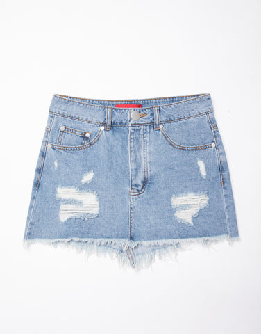 Lina Denim Skirt