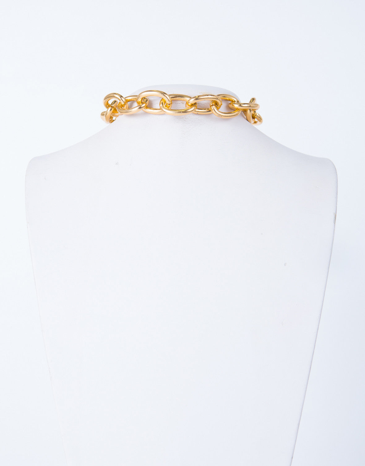 Linked Together Choker