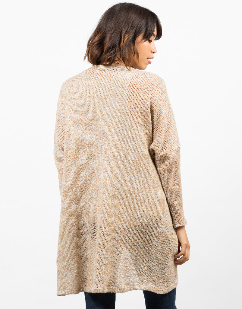 Long Dolman Cardigan - 2020AVE