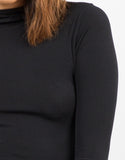 Detail of Long Sleeve LBD