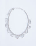 Loop Around Beaded Choker