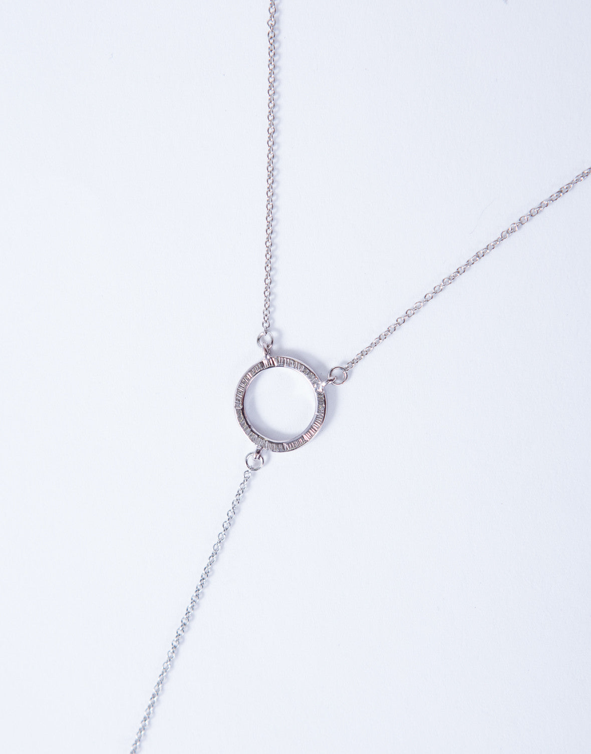Loop Around Chain Necklace - 2020AVE