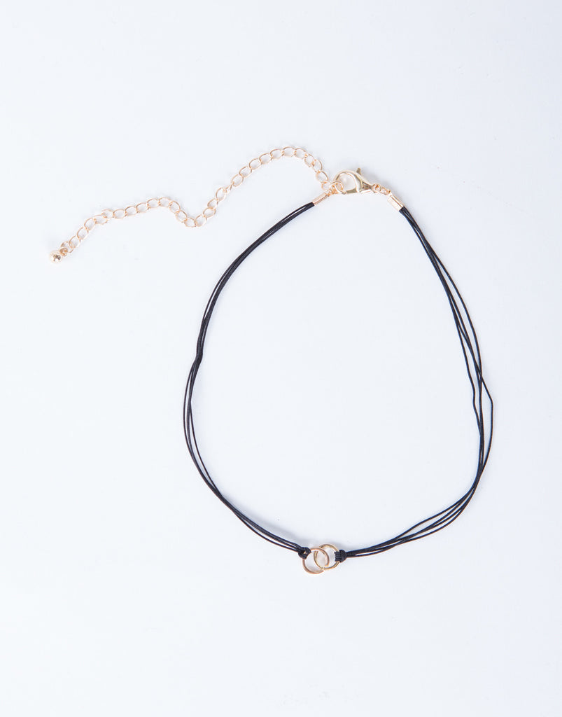 Loop Together Choker