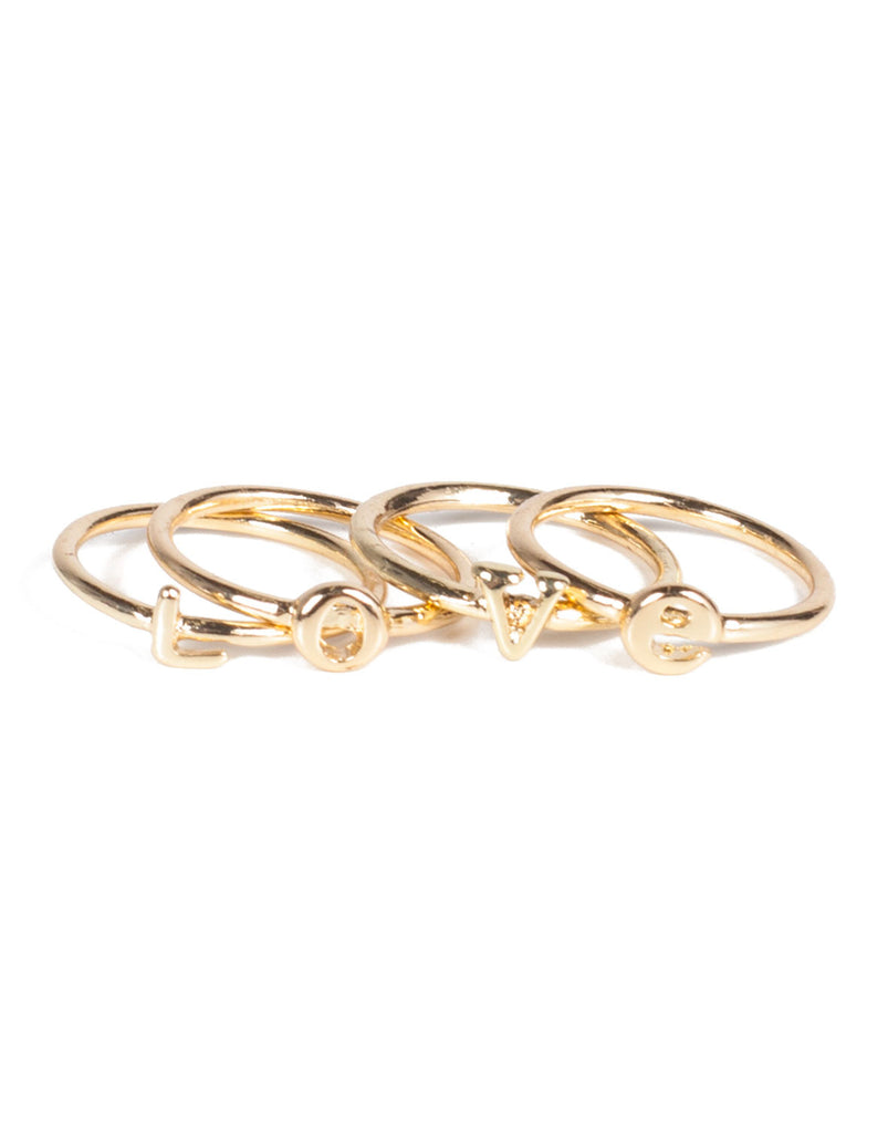 Love Ring Set - 2020AVE