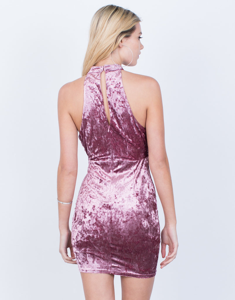 Lovin' Velvet Party Dress - 2020AVE