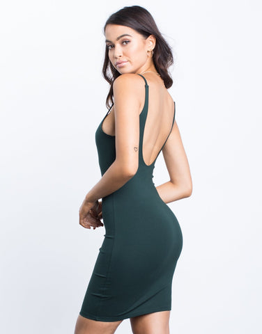 Low Scoop Party Dress - 2020AVE