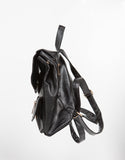 Medium Zipper Detail Backpack