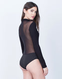 Mesh Back Bodysuit