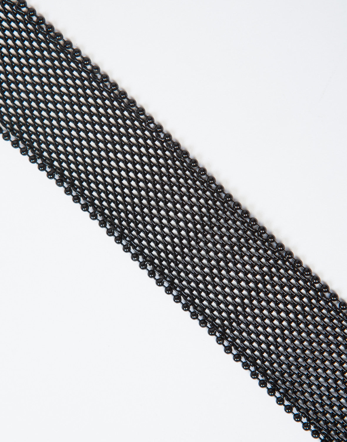 Metal in the Mesh Choker