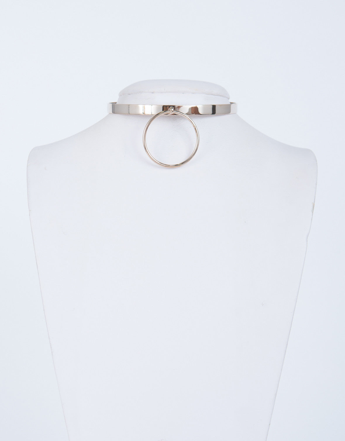 Metal Ring Choker