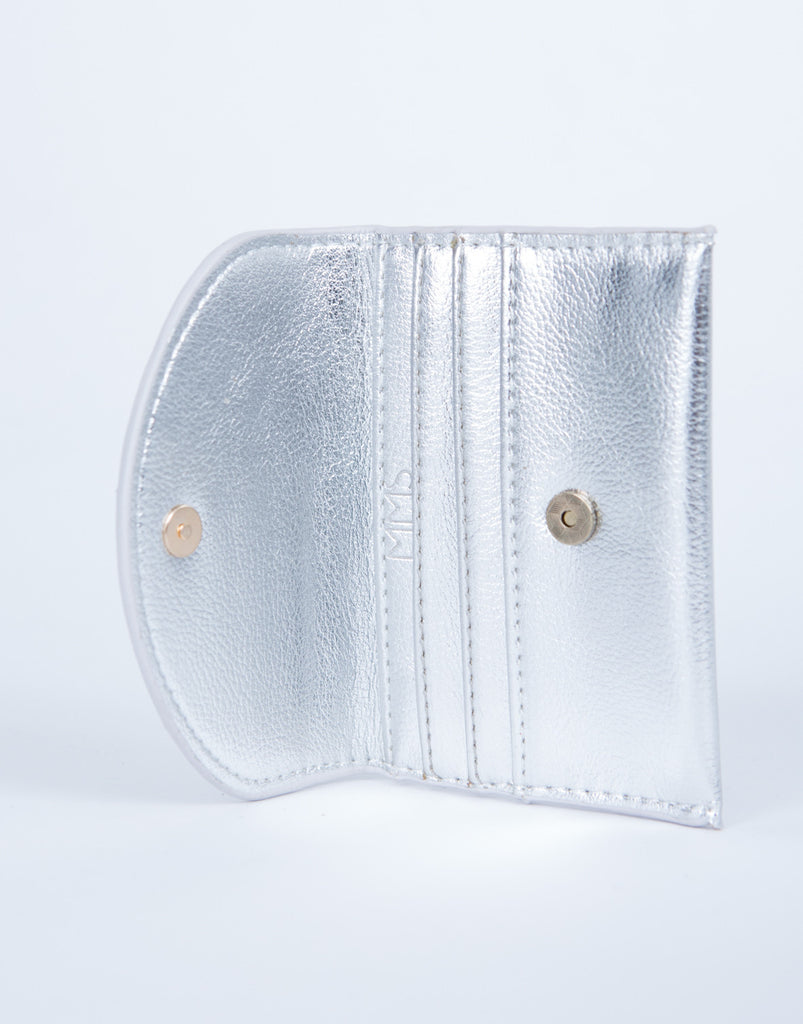 Metallic Card Case