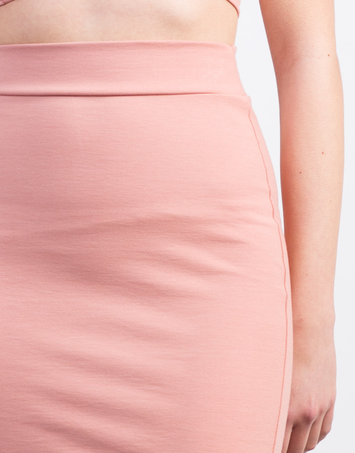 Detail of Midi Pencil Skirt