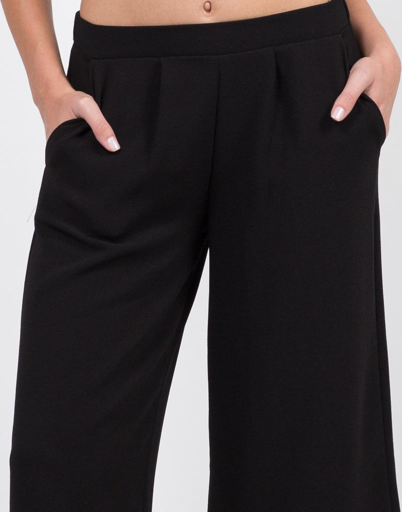 Mid Waist Culottes - 2020AVE