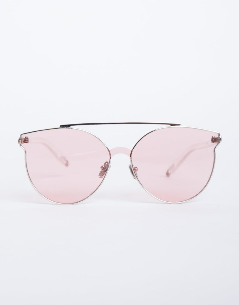 Mila Colored Sunnies - 2020AVE