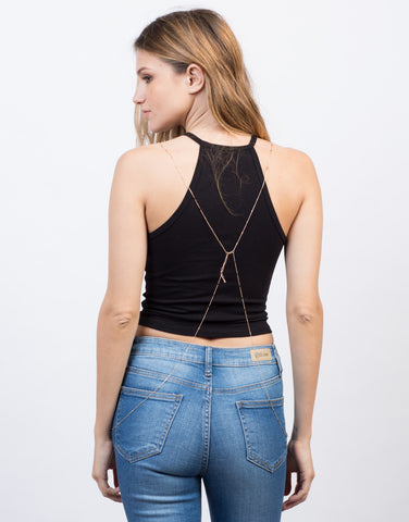 Mini Bars Body Chain - 2020AVE