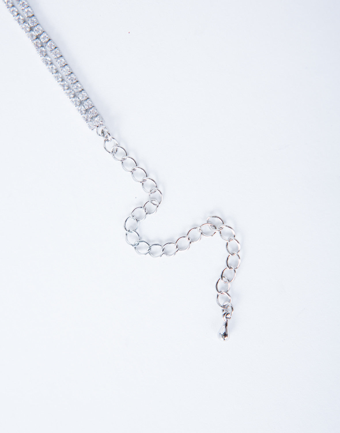 Mini Diamond Choker Necklace