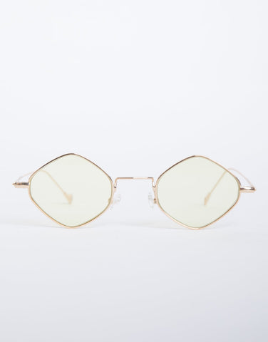 Mini Geometric Sunnies - 2020AVE