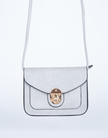 Mini Square Crossbody Bag