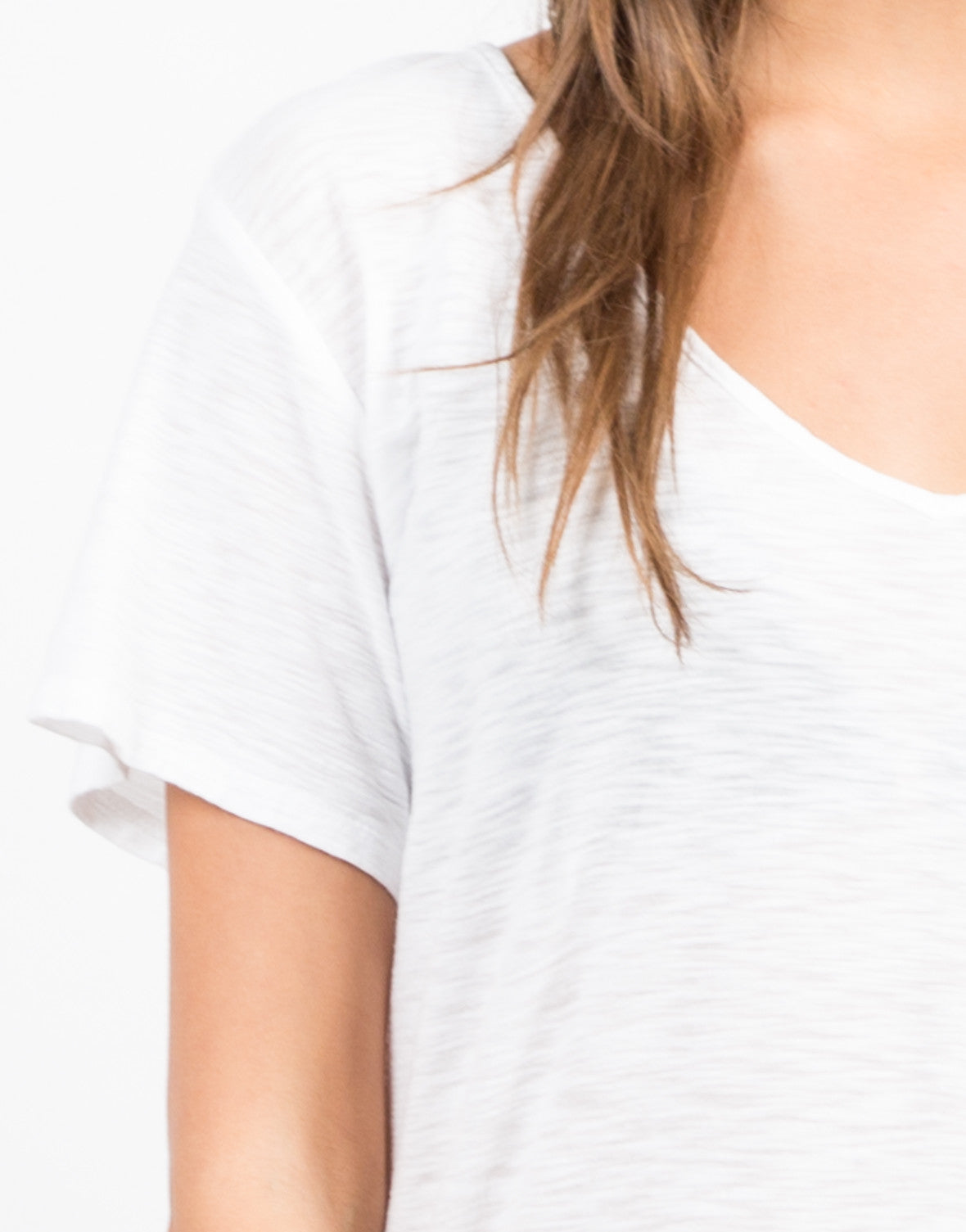 Detail of Mini Pocket Tee