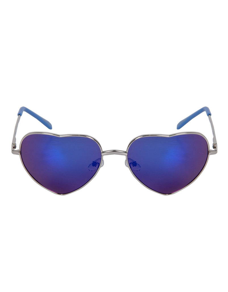 Mirrored Heart Shaped Sunnies (+ Colors) - 2020AVE