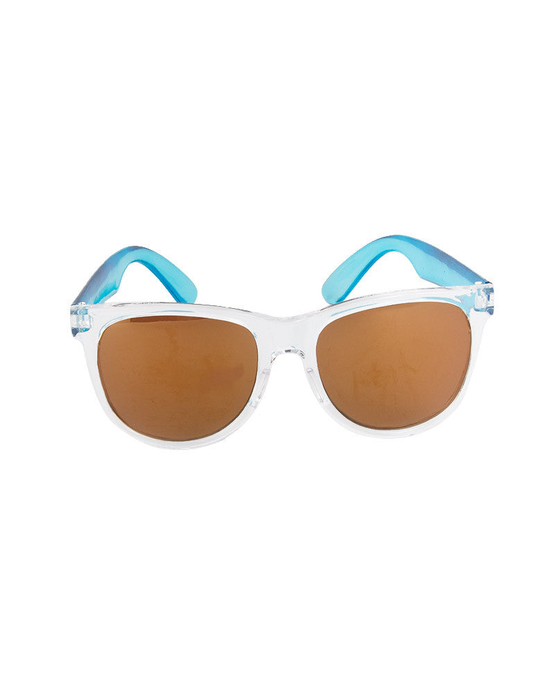 Mirrored Sunglasses (+ Colors)