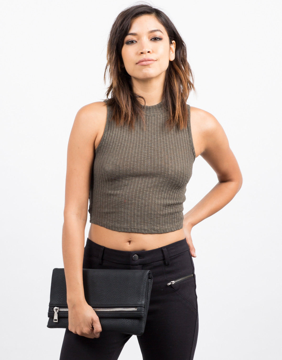 STYLE # In supremely soft pima cotton, our ribbed tank is a year-round essential for comfort and style. Scoop neck. Rated 5 out of 5 by Lady Jay from Tried and True I always buy these simple, cotton, plain tank tops. They always come in handy and wash well. Date published: