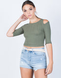 Must-Have Cuffed Shorts - 2020AVE