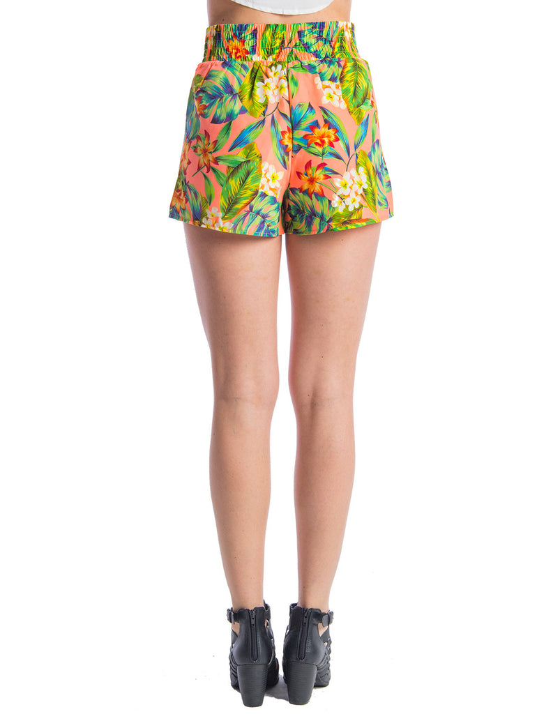 Neon Tropical Lounge Shorts - 2020AVE