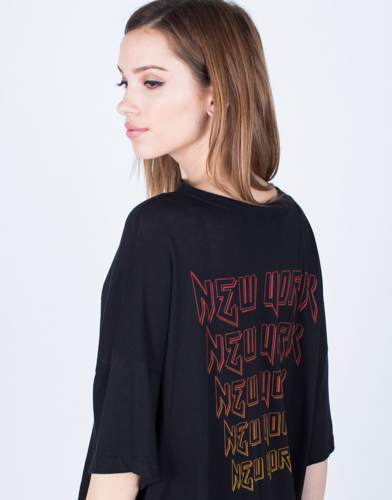 New York Graphic Tee - 2020AVE