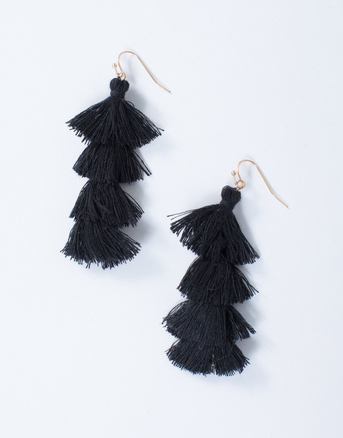 Next Level Tassel Earrings - 2020AVE