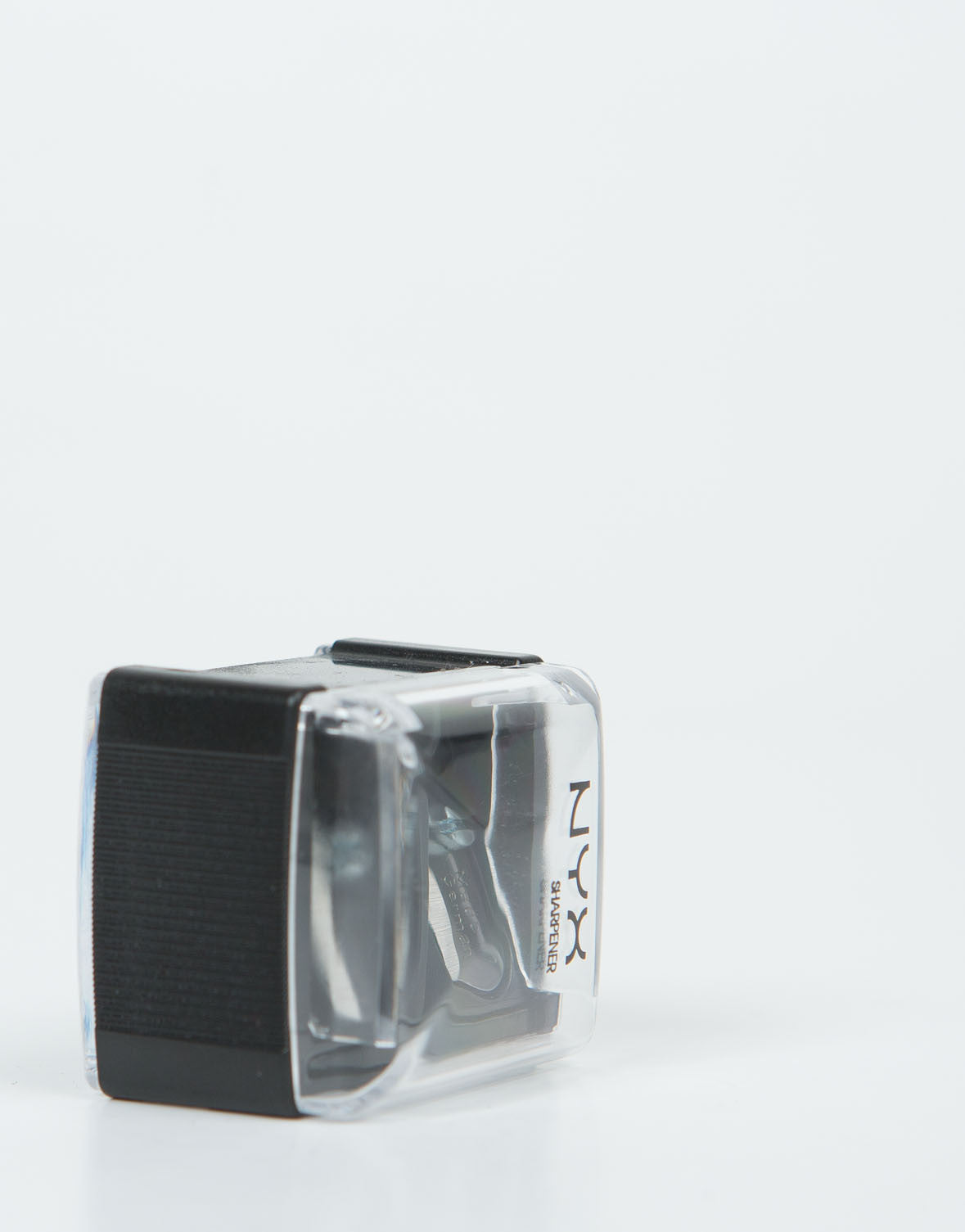Side View of NYX Pencil Sharpener