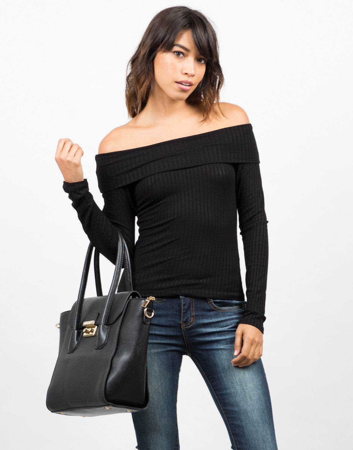 Off The Shoulder Top - 2020AVE