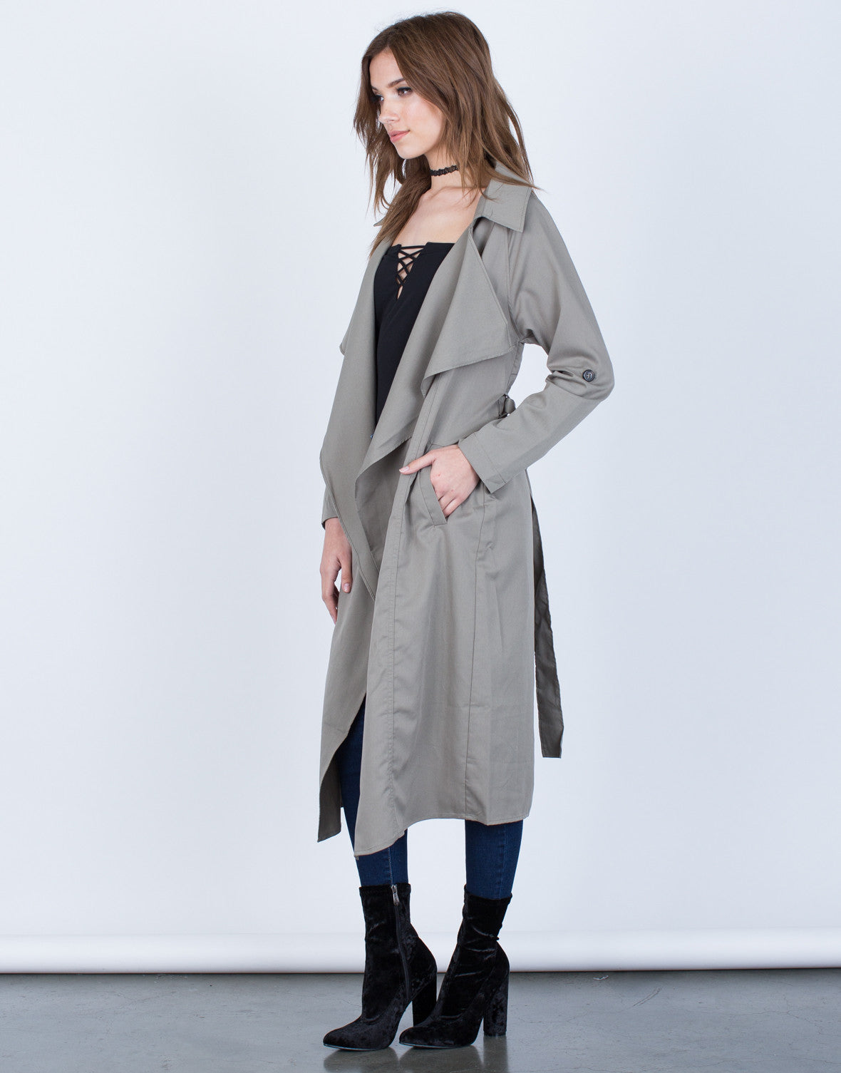 On the Go Trench Jacket - 2020AVE