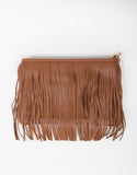 One Sided Fringe Bag