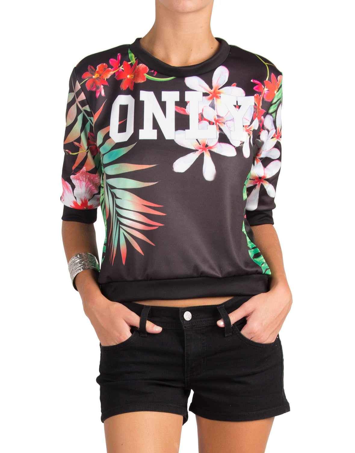 Only In The Tropics Top - Medium - 2020AVE