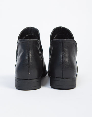 Open Sides Ankle Booties - 2020AVE