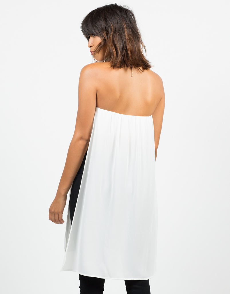 Open Sides Flowy Top - 2020AVE