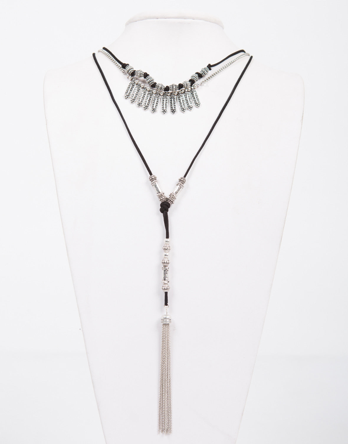 Out West Layered Necklace