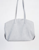Oversized Leather Tote Bag