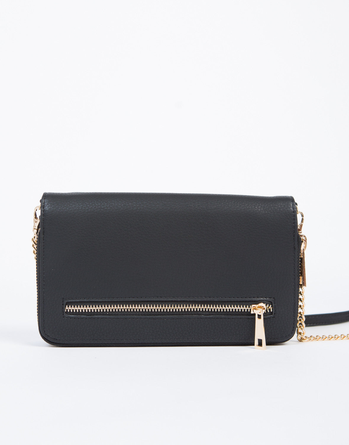 Oversized Wallet Crossbody Bag - 2020AVE