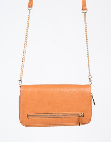 Oversized Wallet Crossbody Bag