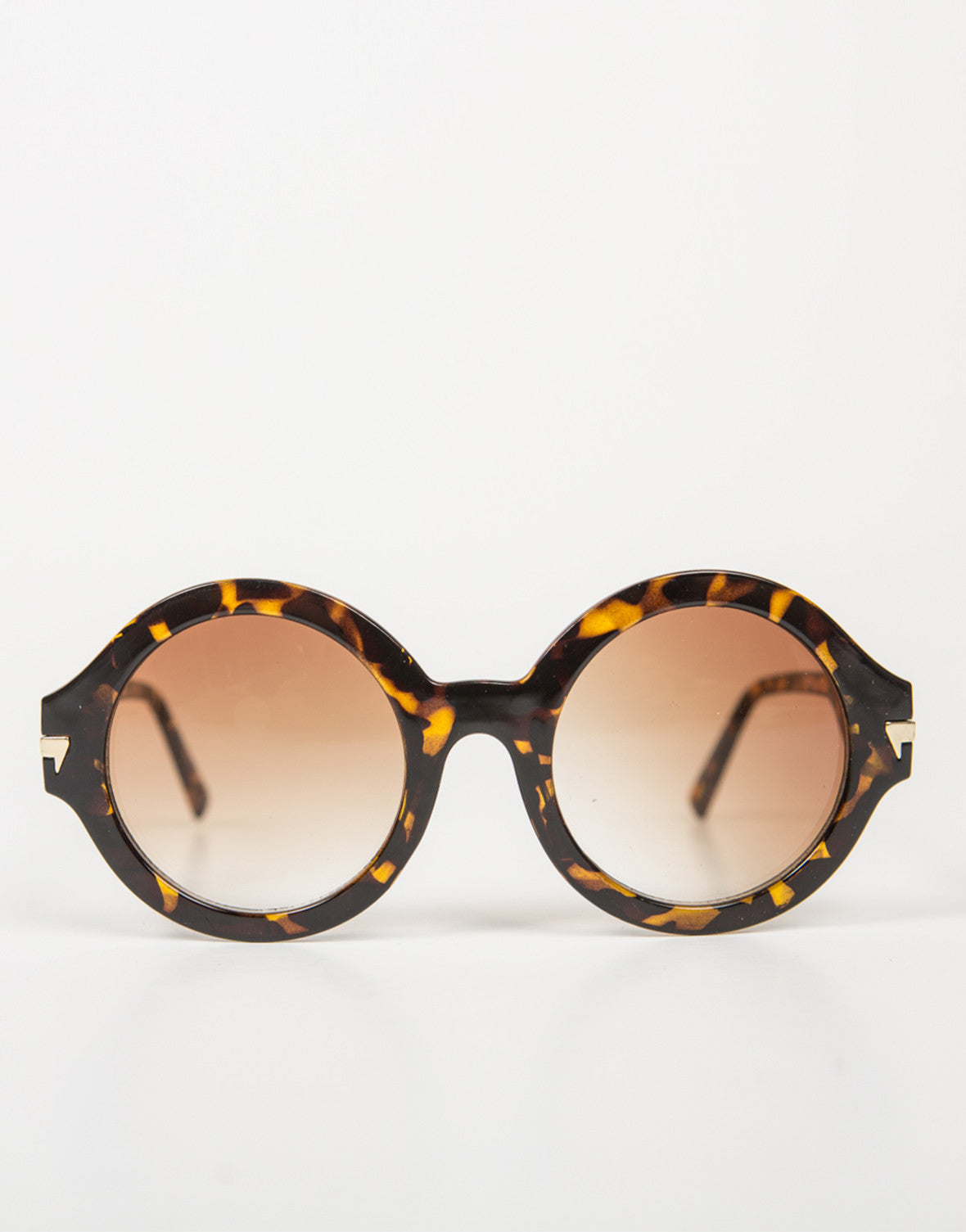 Oversized Circle Sunnies