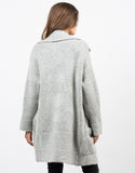 Oversized Thick Knit Jacket - 2020AVE