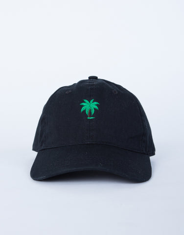 Palm Tree Baseball Cap